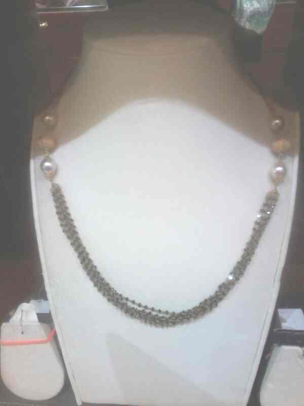 Unique jewellary design - by Dhanakshi Jewellary, Hyderabad