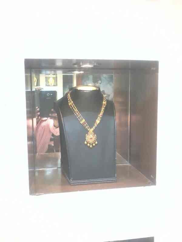 Best partywear jewellary collection - by Dhanakshi Jewellary, Hyderabad