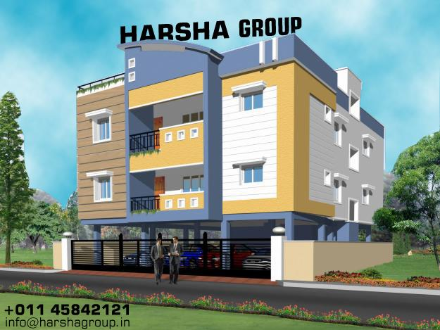 Located in the heart of Indirapuram, The Harsha City Mall has been created to be the ultimate pulsating centre of life. The sprawling 70, 000 sq.ft. plaza is a Food plaza-cum-Shopping mega mall. http://harshagroup.in/  Commercial flats in m - by HARSHA GROUP, East Delhi