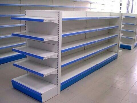 super market display rack - by lobrossteel_industries@yahoo.com, Bhopal