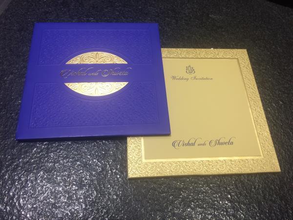 exclusive wedding cards - by Raga Wedding Cards, Hyderabad