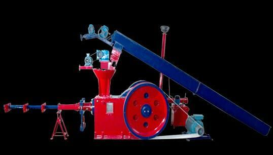 jb machine tools is leading manufacturer of jumbo 90 briquetting machine in Rajkot. - by JB Machine Tools, Rajkot