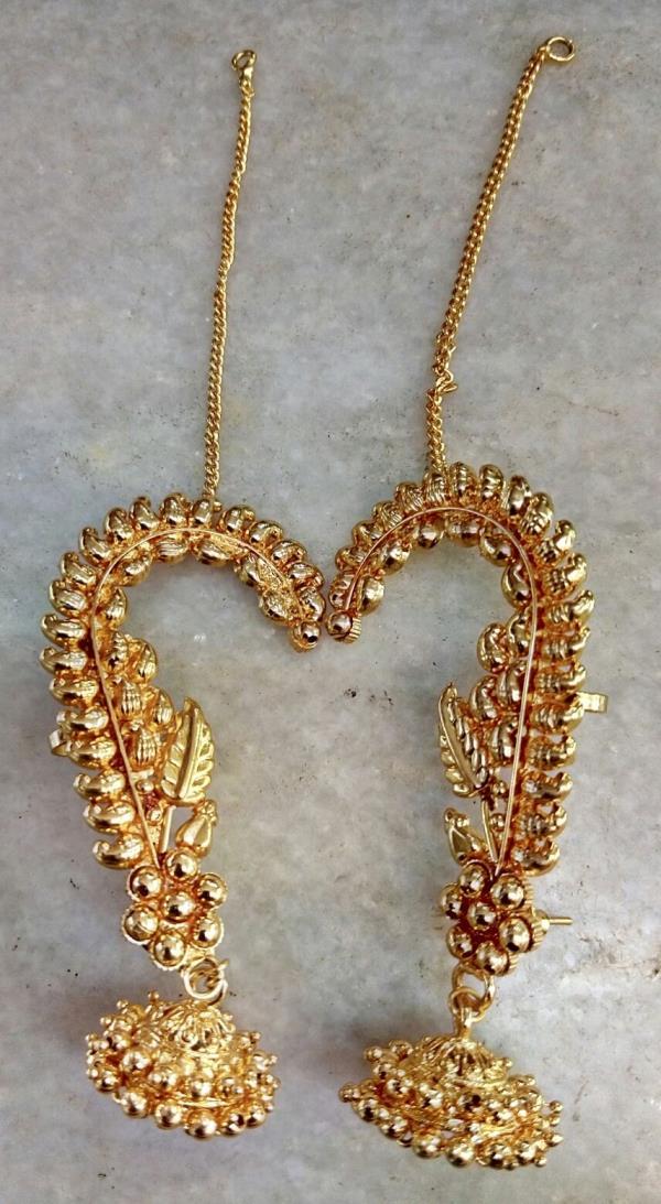 Imitation Gold Kan Chain - by SHARDA SHRINGAR ART JEWELLERS, Mumbai