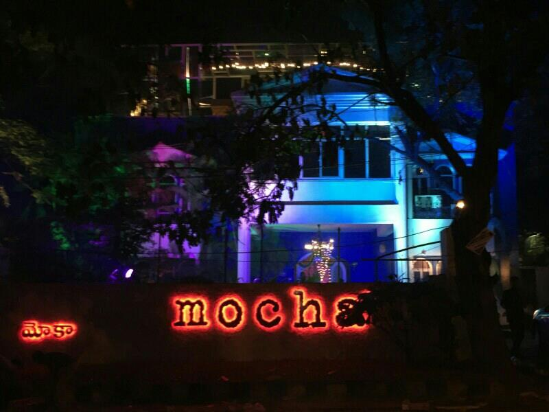 Mocha coffee house  We are  best in Hyderabad visit us you will never leave us - by Mocha, Hyderabad