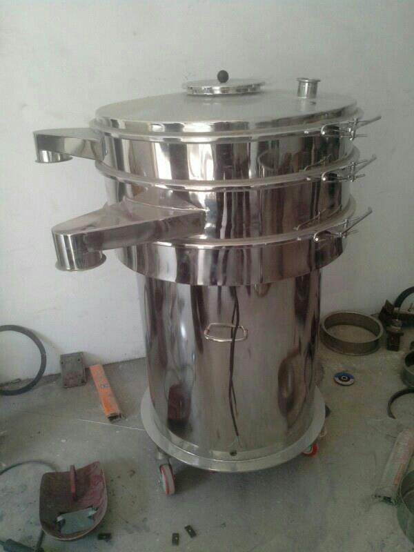 vibro sifter - by HRP INDUSTRY, Ahmedabad