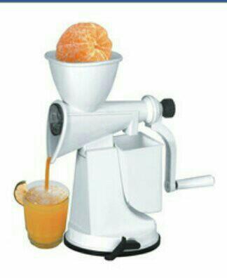 Manufacturers And suppliers of fruit juicer in Rajkot - by SRK International, Rajkot
