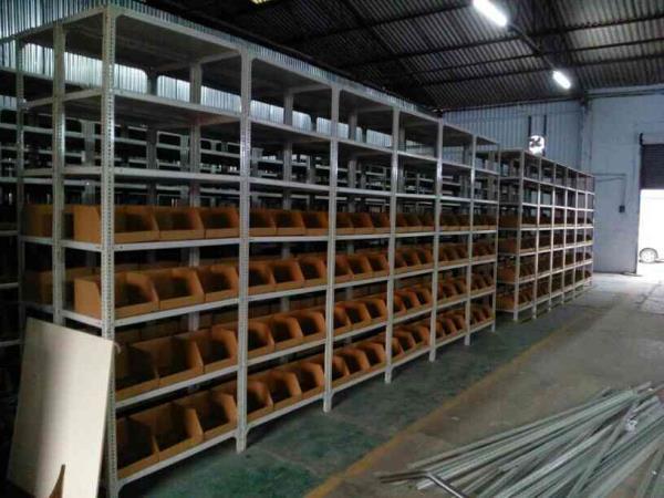slotted angle rack - by lobrossteel_industries@yahoo.com, Bhopal