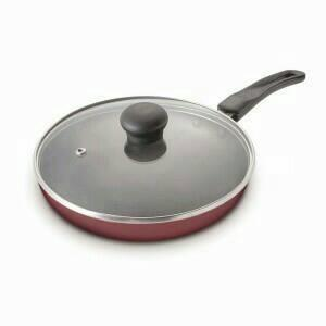#NonStickDeepFryPan is know available in #DifferentSizes at our #Kitchenware #OnlineDelivery #BestQuality - by Sapphire Kitchenware | Kitchenware Products Delhi, Delhi