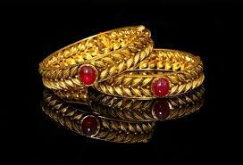 gold bangles - by Jai Bavani Jewellers, Kphb Jntu Kukatpally
