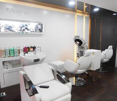 Check out the winter  hair care spas using world class products Kerastase and Loreal professional at our salon. Take care of your hair #haircare #kerastase #salon #wintercare #spa - by Naturals Lounge  Salon Spa Makeup Studio, Bangalore