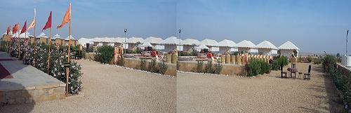 Best Resort in Jaisalmer  - by Tao's Lakhamana Desert Camp Jaisalmer, Jaisalmer