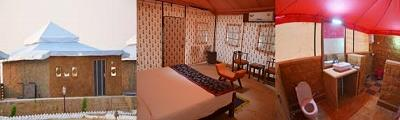 Royal Cottage :   - by Tao's Lakhamana Desert Camp Jaisalmer, Jaisalmer