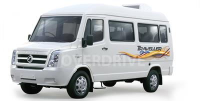 Tempo Traveller - by Sunglow Translink Pvt Ltd, Pune