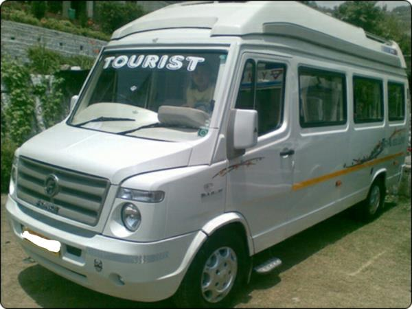 15 Seater - by Sunglow Translink Pvt Ltd, Pune