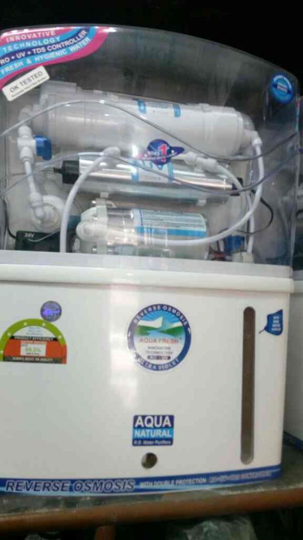 Aqua Fresh Ro System (RO+UV+UF+TDS)  just rs 7000 In New Ashok Nagar Delhi - by GREENAQUA RO, Delhi