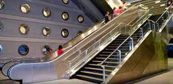 Commercial Escalator in Kota - by Allwyn Elevators  Pvt Ltd, Kota