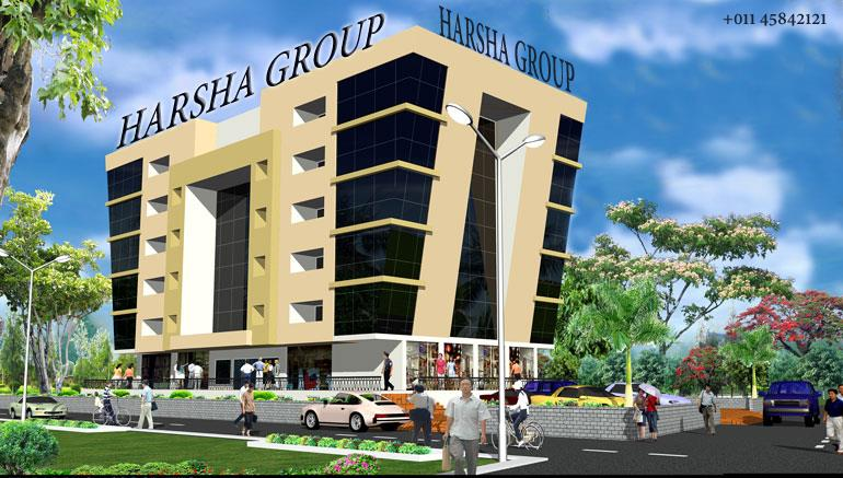 Harshagroup, environment protection and innovative architecture are the standards it maintains in real estate development. The company keeps pace with the progress in construction technology and is working with finest architects. http://har - by HARSHA GROUP, East Delhi