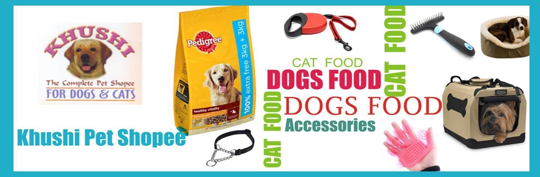 pet foods - by Khushi Pet Shopee, Pune