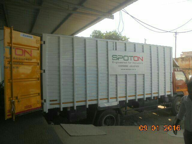 With 16000 serviceable pincode, best in class IT, superior operating process n centralised call centre - SPOT ON , India's best road express player , visit us at www.spoton.co.in or call us at 18002001414 for your logistics solution  - by Startrek Logistics Pvt Ltd(SPOTON), Bangalore