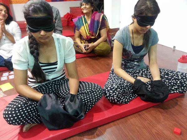 Advanced Stage (Advance Level)  Different children will enter this stage of training at different times and they need to be patient to master their abilities.  At this stage, the ability to 'see' by brainwaves is already completely develope - by My Life Trainer, Chandigarh