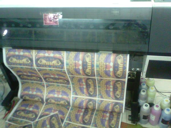 sublimation fabric printing - by Digi Fab Design, Mumbai