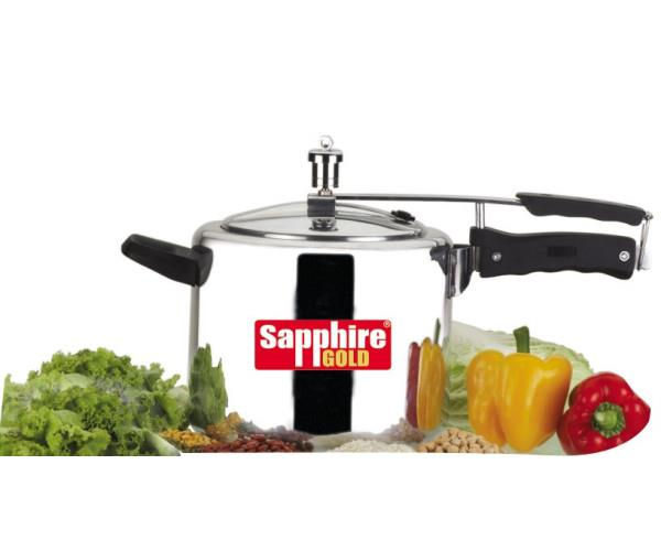 #Sapphire is mainly into Supplies of #Pressurecookers and has developed a product which is much much heavier and better than any available product in the market. - by Sapphire Kitchenware | Kitchenware Products Delhi, Delhi