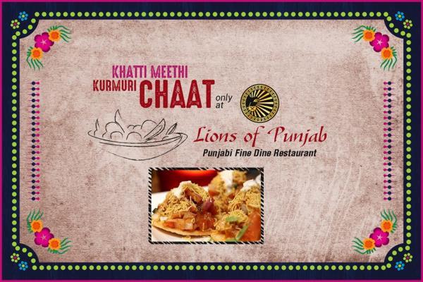 Relish Chatpati #Chaat @ #LionsofPunjab, #Tivoli Contact +91 8588836922 at #TivoliGarden Resort Hotel, Chattarpur, NewDelhi and @ #TivoliGrand GTKarnalRoad, Contact +91 9212556239 and book your table right now !! - by Tivoli Hotels & Resorts, Delhi