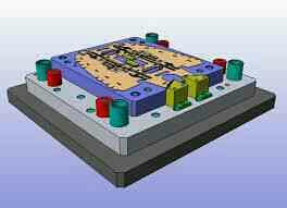 3D modelling of components and tools  - by Akm Engineering Indore, Indore