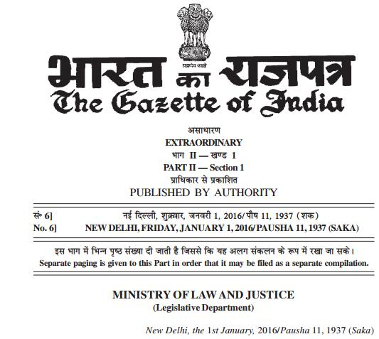 Payment of Bonus (Amendment) Act and FAQ on Listing Regulations  Dear all,    The Payment Of Bonus (Amendment) Act, 2015 The Payment of Bonus (Amendment) Act, 2015 has been notified. Among other matters, it contains the following amendments - by TG & Associates, New delhi