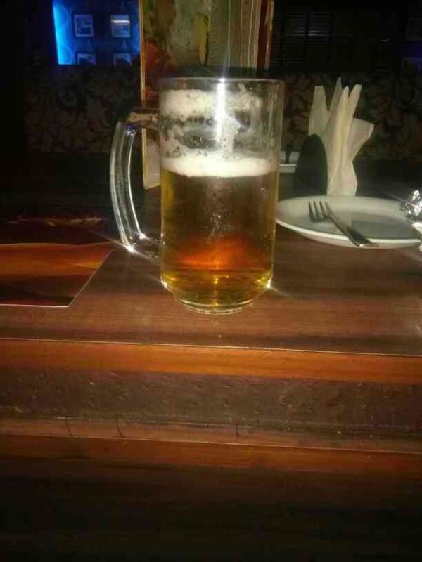 Khub jamega rang.  Jab mil baithenge 3 yar  Aap, mein n kingfisher...  Is bar sath sath😉 - by M Y S O F T Y . C O M, Delhi