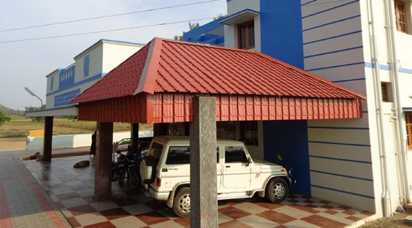 Colour Roofing Sheet in salem  We are one of the noted traders of Color Coated Roofing Sheets which are manufactured using the quality raw materials that are procured from reliable vendors. These Color Coated Roofing Sheets are used for var - by Srs Colour Roofing salem, Salem