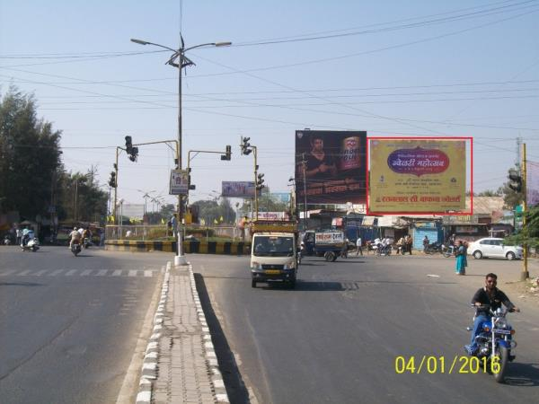 Large Hoardings in Aurangabad - by Elements Media Solutions, Ahmednagar