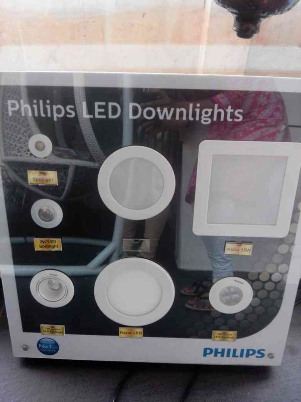 Philips Led downlight - by Beyond Home Solution, Hyderabad