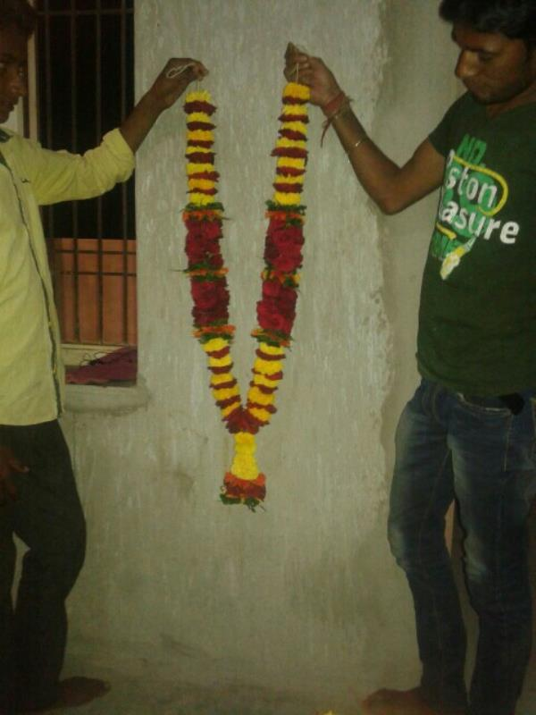 varmala event - by Shrishyamflowersdecorationbeawar, Beawar