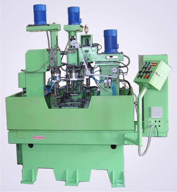 Rotary indexing machine  - by Patson Machine Pvt Ltd, Pune