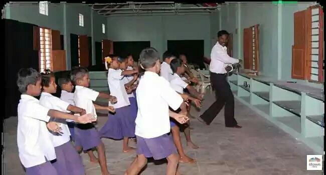 kalam Foundation Flok Dance Training - by Kalam Foundation 9942623162, Dindigul