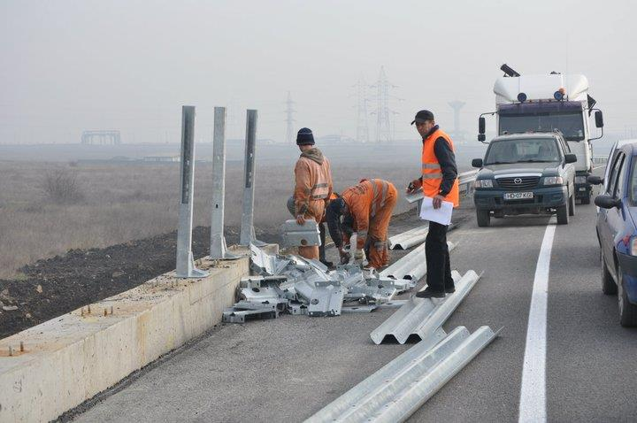 preview of the high way construction work going on now. - by Scott Builders Association, Istanbul