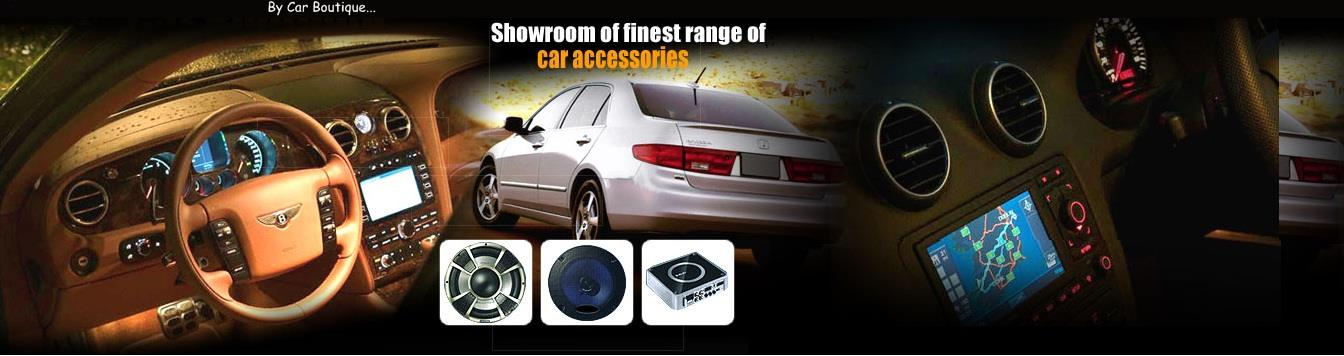 Ajay Car Accessories is a leading car accessories dealer, dishing out constantly the most up-to-date car accessories to meet up the changing needs of a wide range of customer base.  We are Car Accessories Delhi Supplier.  We make cars bolde - by Ajay Car Accessories, Delhi