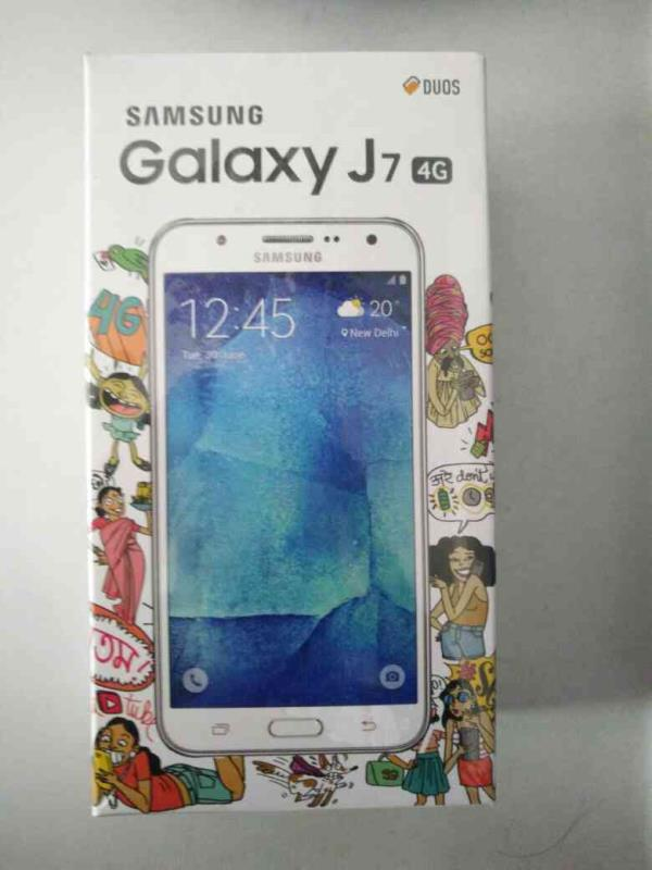 samsung galaxy J7 - by Shree Mobiles, Secunderabad