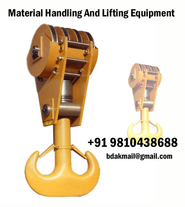 Our range of shank hooks and crane hooks is available in various types such as hook, shank hook and crane hooks as per client requirements. These are known for corrosion resistance, low maintenance and durability. we offer these products at - by Material Handling and Lifting Equipment in Delhi|Balkishan Dass, delhi
