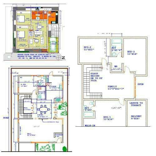 we doing 2D design for building services. - by MR Associates, Chennai