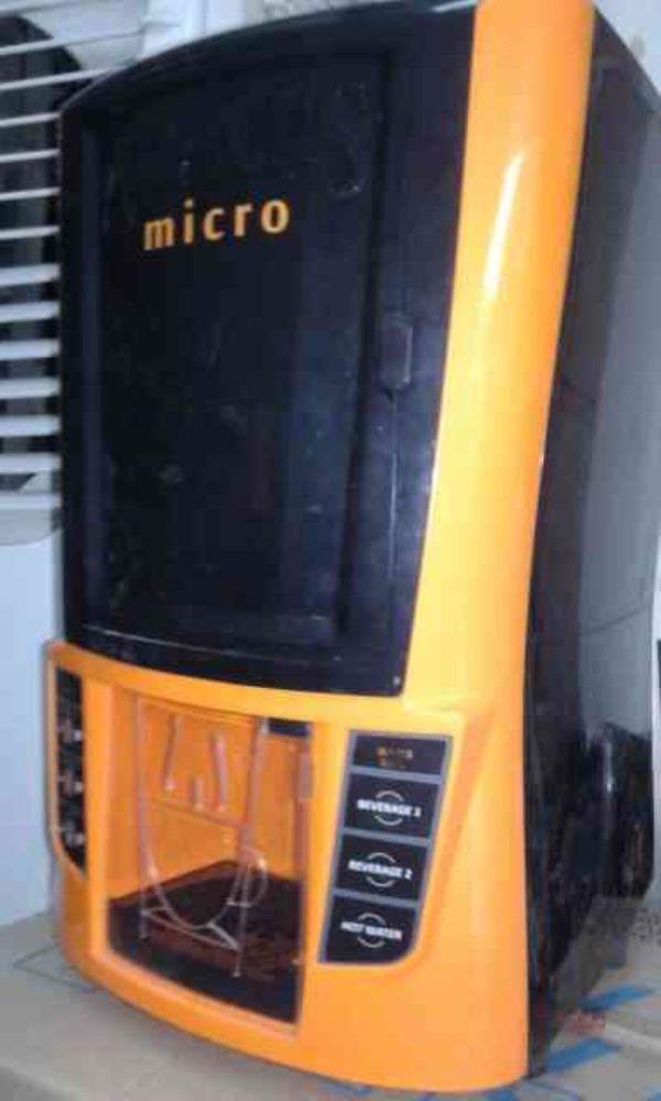 we are no 1 in tea and coffee wending machine dealer in Ahmedabad. - by Jramp Infotech Pvt Ltd., Ahmedabad