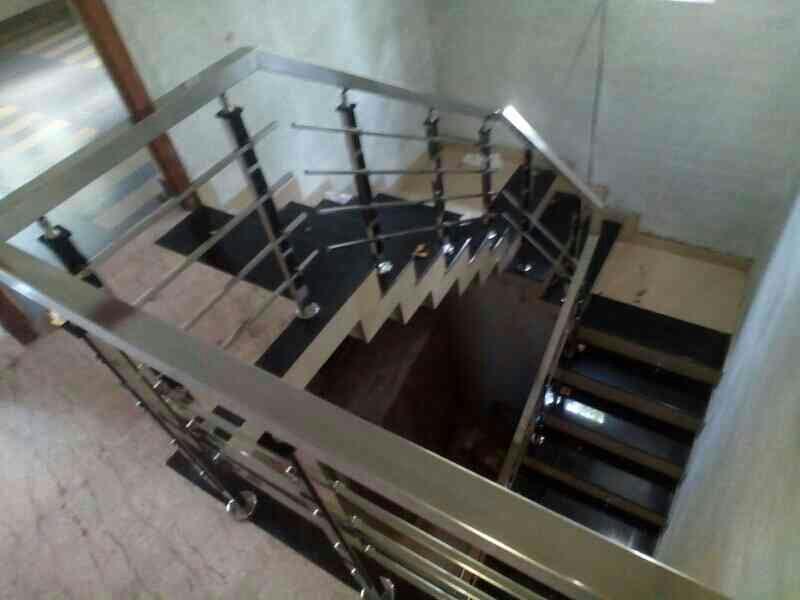 staircase Raling Manufacturers in Kozhikode  - by SSERA, Kozhikode