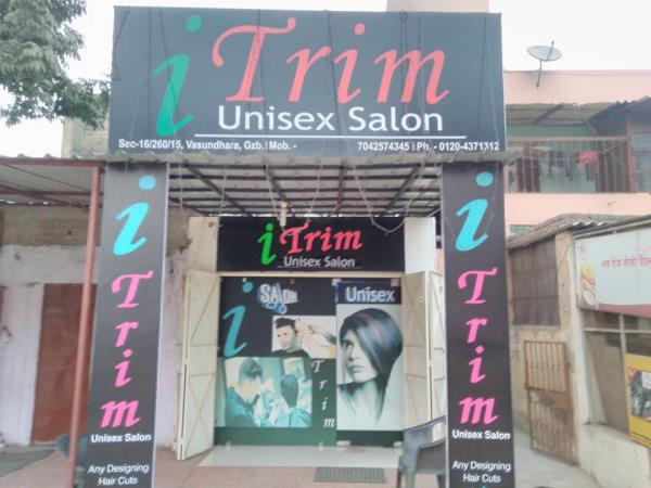 salon in vasundhara. 20% discount on tuesday - by I Trim Unisex Saloon, Ghaziabad