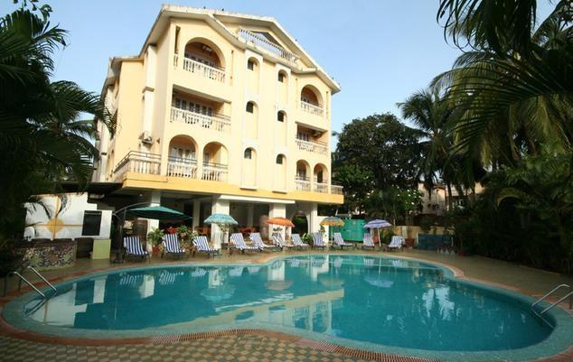 Lambana Resort Calangute in Goa  - by Goaholidayz.in, Ahmedabad