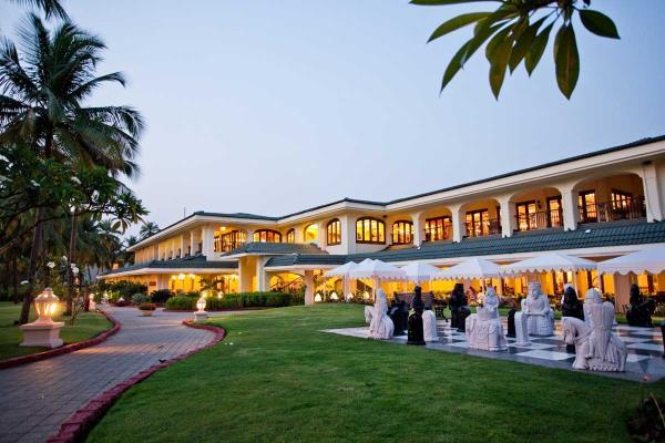 Taj Exotica in Goa  - by Goaholidayz.in, Ahmedabad