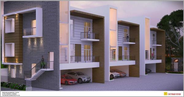 Do you need ready to occupy villas @ Neelangarai?   - by Arham Builders, Chennai