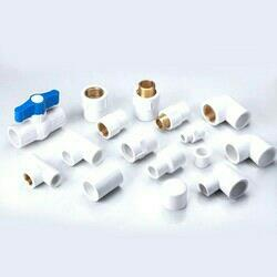 we are the leading manufacturer of UPVC Pipe fittings in Rajkot. - by Jay Khodiyar Polyplast, Rajkot