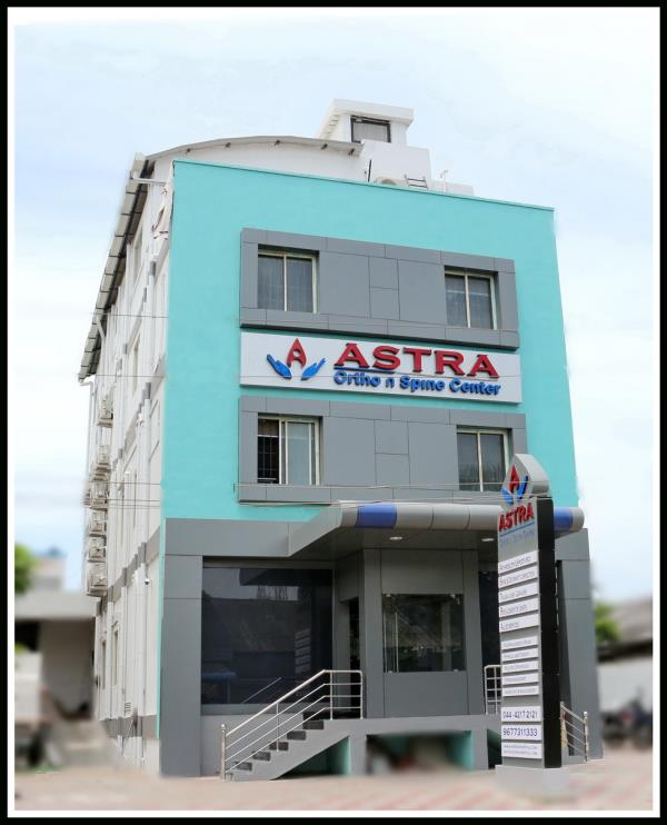 World Class Affordable Care - by ASTRA Ortho n Spine Center, Chennai