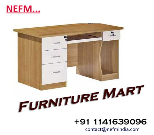 As a leading manufacturer of computer and office furniture; innovation, service, and quality is what you have come to expect from NEFM. We strive everyday to provide valuable and economical solutions to the diverse markets we serve.  http:/ - by Furniture Mart, South Delhi